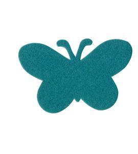 Fieltro 8 mariposas natura - FE2730