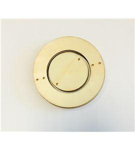 Kit de móvil de madera - círculos - 14001444
