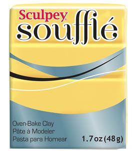 Sculpey soufflé - canary 48 gr. - 6072