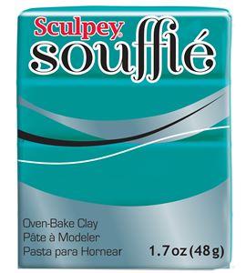 Sculpey soufflé - sea glass 48g - 6505