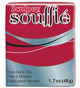 Sculpey soufflé -cherry pie 48g - 6083
