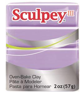 Sculpey iii - spring lilac 57g. - 31216