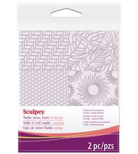 Textura sculpey - landscape - ASTM007
