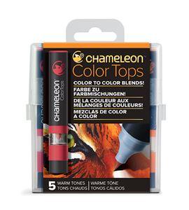 Chameleon color tops - tonos warm - CT4511