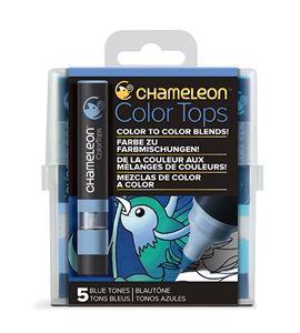 Chameleon color tops - tonos blue - CT4513