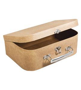 Maleta de cartón (papel maché) - grande - 67206000