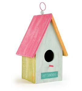 Casa para pájaros hey sunshine - 10008