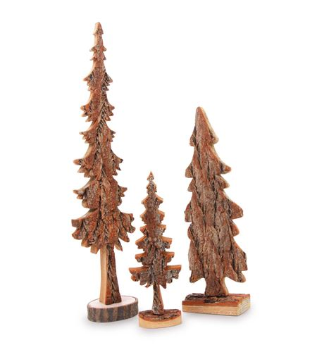 Abeto de madera - 2619