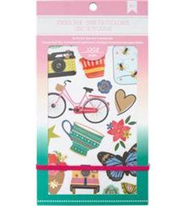 Bloc de stickers - planner - 92972