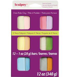 Estuche sculpey colores perlados - S3VMP6