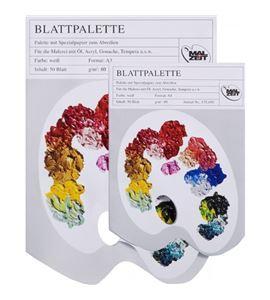 Paleta de papel para pintor - 575450