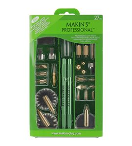 Kit de herramientas para arcilla - 35060