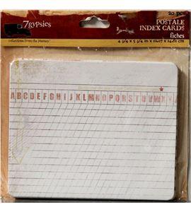 Set de cartulinas para notas - 17958