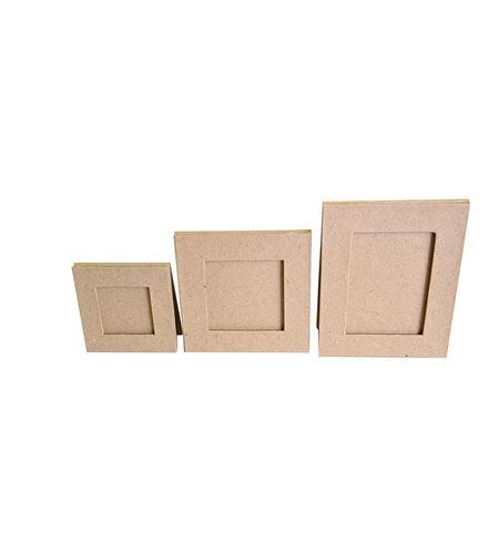 3 marcos papel maché - 14030050
