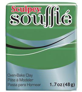 Arcilla polimérica sculpey soufflé - pesto 48 gr. - 6360