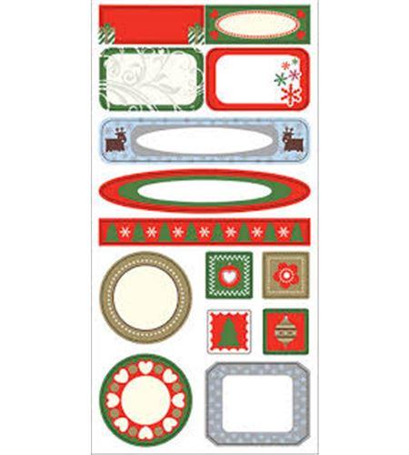 Adhesivos - navidad - 11004094