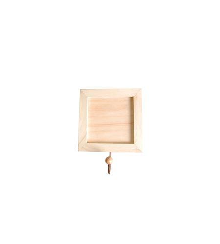 Colgador placa + gancho - 14001498