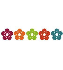 Fieltro 10 flores - FE88A01