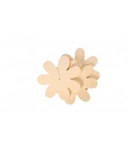 Juego de 3 flores 9,9cm - 14001065