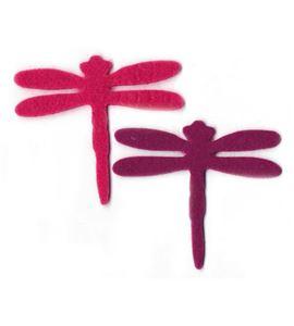 Fieltro set 8 libélulas - FE26FM