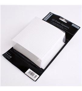 Set de almohadillas adhesivas 3d - 5x5mm - DCBS01X