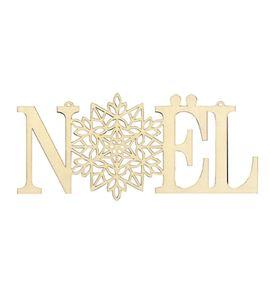 Silueta de madera - noël - 14002066