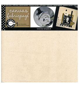 Hoja de tela de algodón - beige - CVS1125