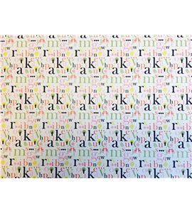 Masking tape a4 - abecedario - 11004189