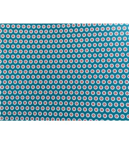 Masking tape a4 - círculos florales - 11004194