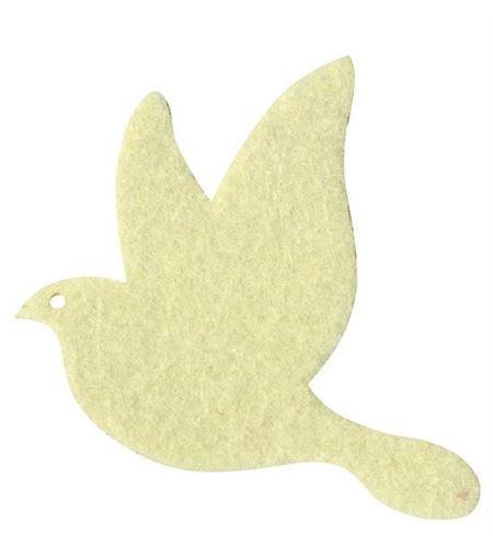 Fieltro 3 palomas - FE13215
