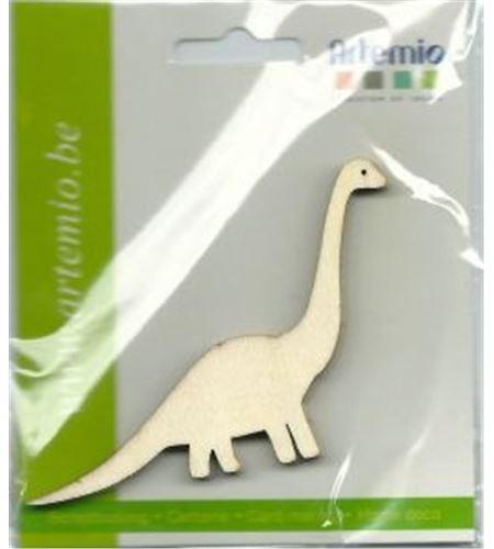 Set de siluetas 3 dinosaurios - 14001328