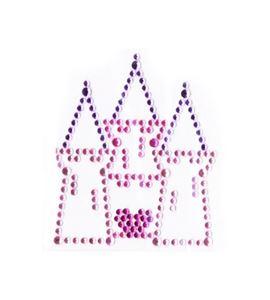 Castillo de strass adhesivo - 11006264