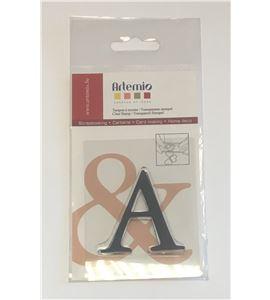 Sello de silicona - letra a - 10001107