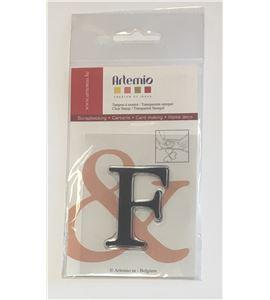 Sello de silicona - letra f - 10001112