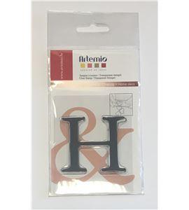 Sello de silicona - letra h - 10001114