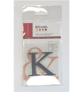 Sello de silicona - letra k - 10001117