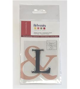 Sello de silicona - letra l - 10001118