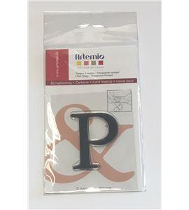 Sello de silicona - letra p - 10001122
