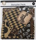 Set de scrapbooking deluxe - dark
