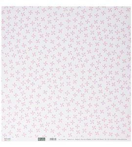 Hoja de papel de scrapbook - molinos de viento - 11001820