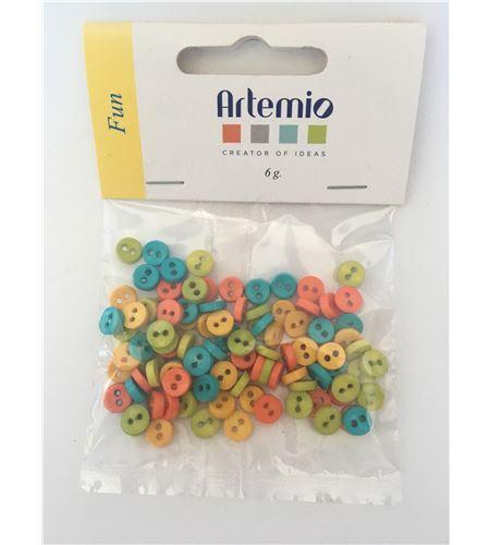 Set de mini botones - fun - 11006559