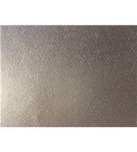 Papel de scrapbook - plata efecto metal - 13020008