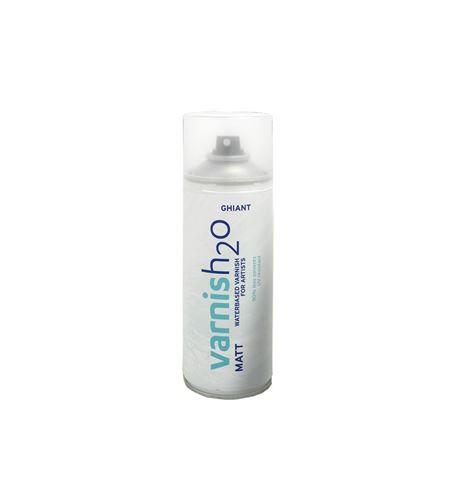 Barniz h2o mate ecológico 400 ml. - H2OBM