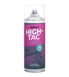 Adhesivo permanente transparente ghiant high-tac 400 ml. - 1303