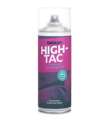 Adhesivo permanente transparente ghiant high-tac 400 ml. - 1303