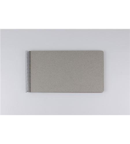 Álbum scrapbook espiral - rectangular - 40151