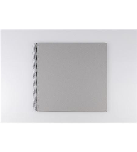 Álbum scrapbook espiral - cuadrado - 40154