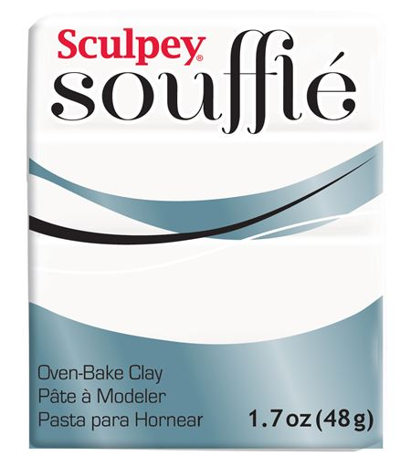 Sculpey soufflé - igloo 48 gr. - 6001