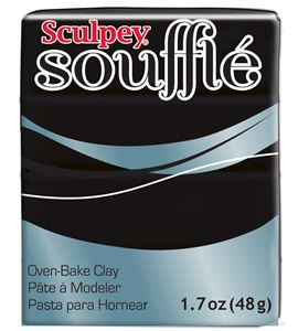Sculpey soufflé -poppy seed 48g - 6042
