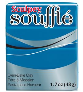 Sculpey soufflé - lagoon 48 gr. - 6063